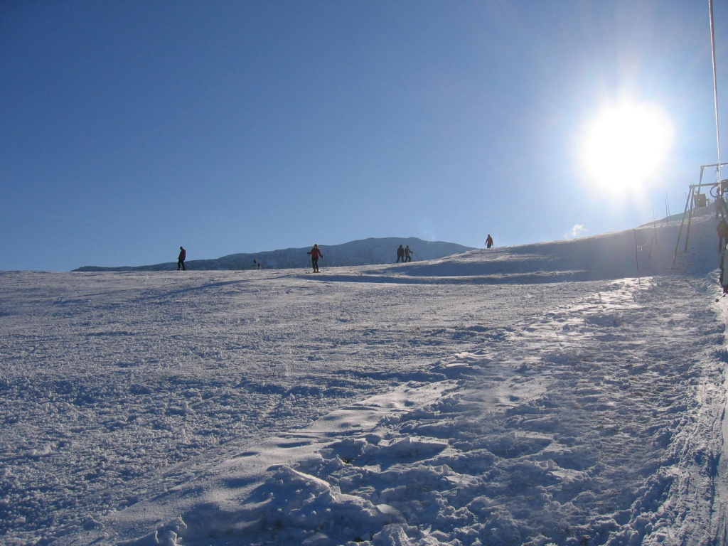 Winterferien in Willa Sonia, Zawoja, Beskiden